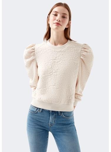 Mavi Sweatshirt Bej